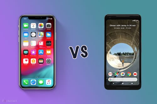 Difference Between iPhone and Smartphone